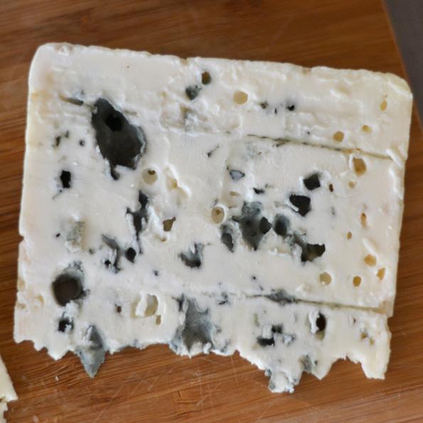 Roquefort - blåskimmelost fra Frankrig
