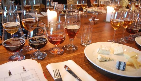 Oste- og ølsmagning