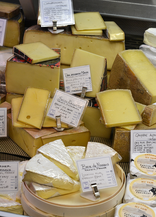 Oste fra Cheese Plus
