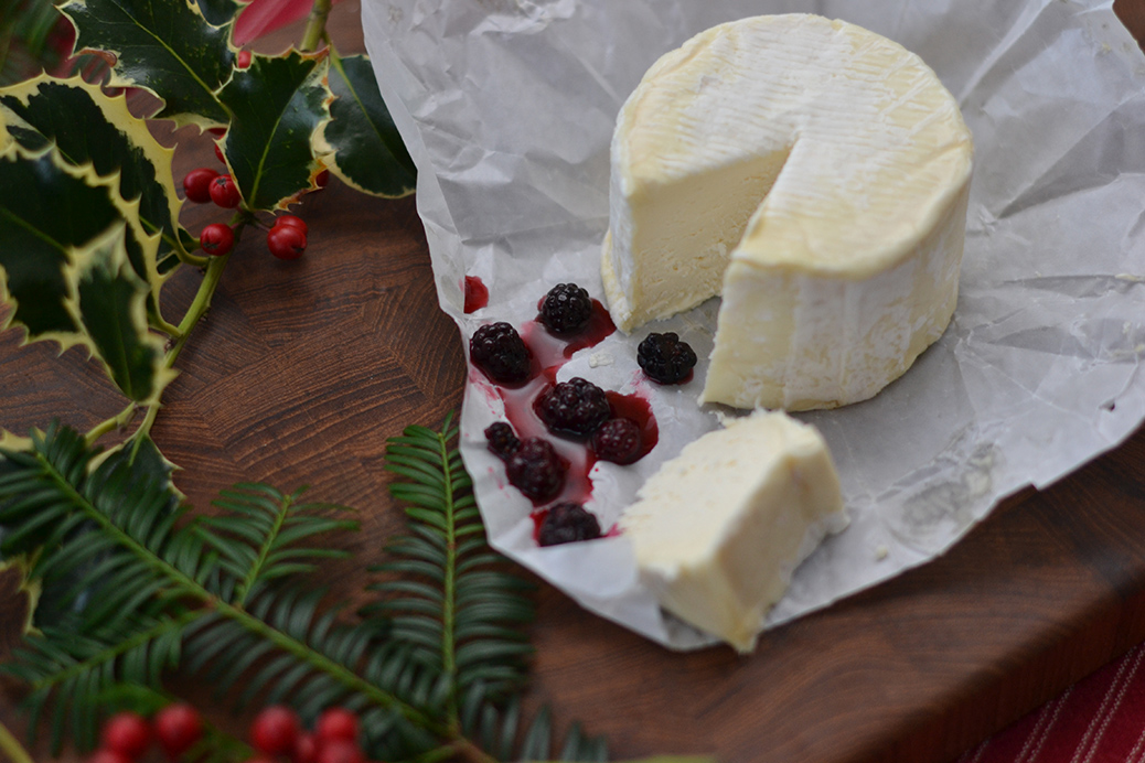 1. advent med tripplecream ost