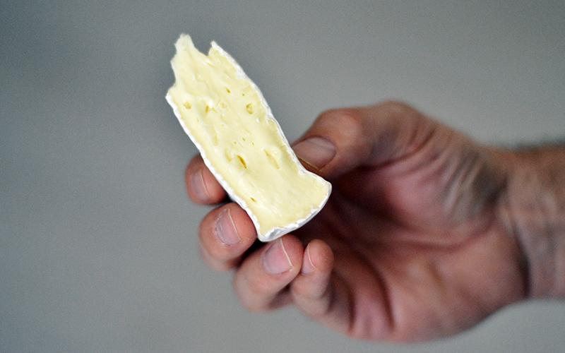 Mærk osten