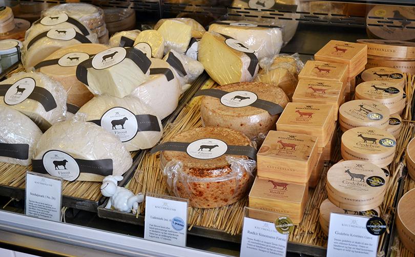 Knuthenlunds skønne oste