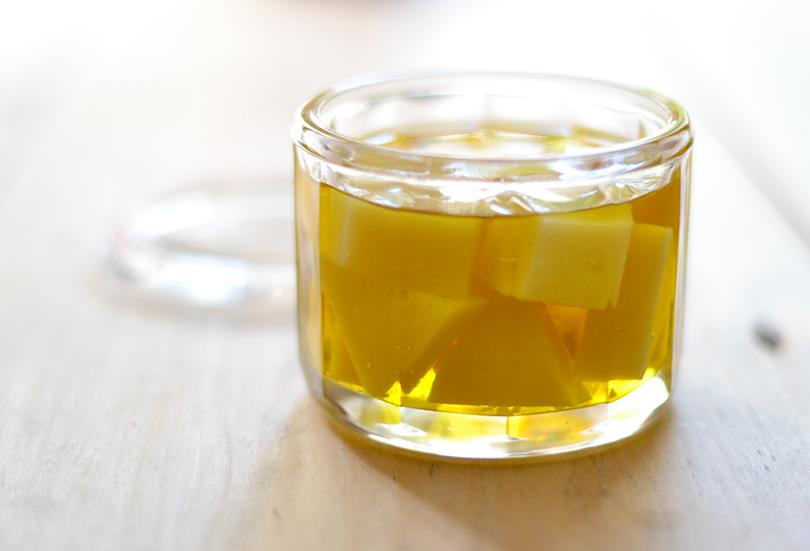 Manchego i olivenolie