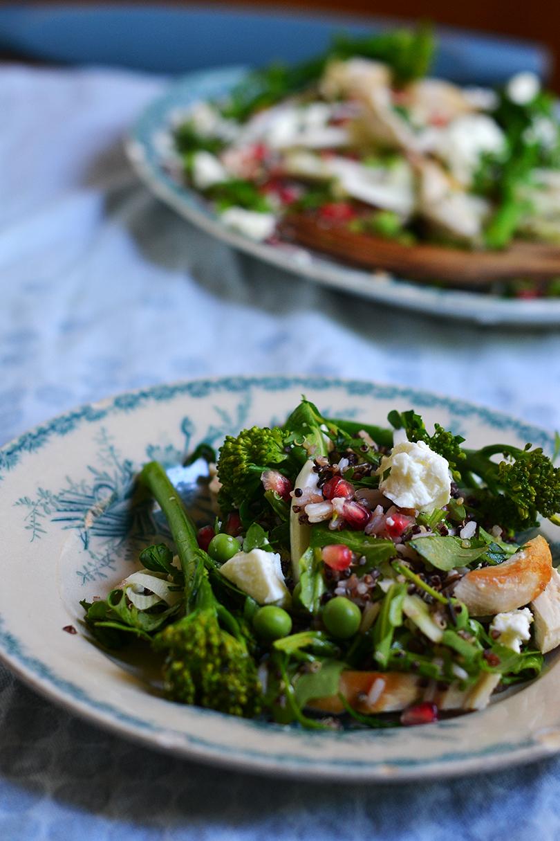 Superfood salat med feta