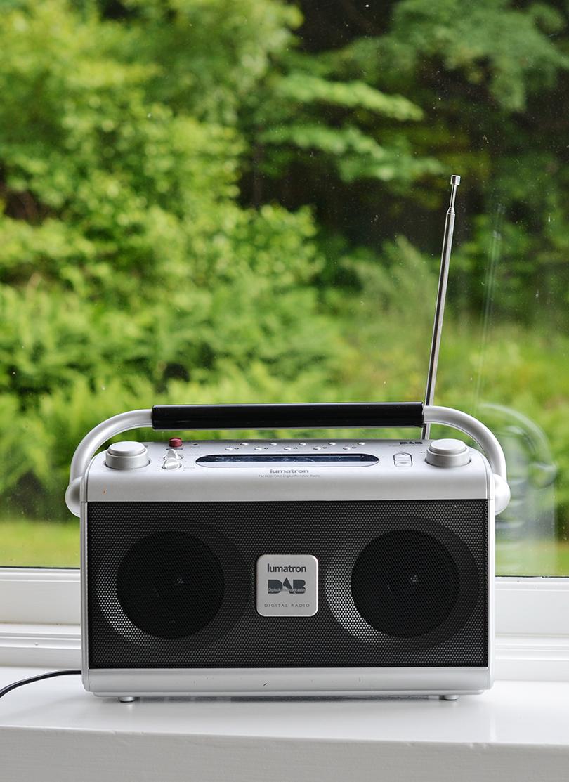 Croque Monsieur i radioen