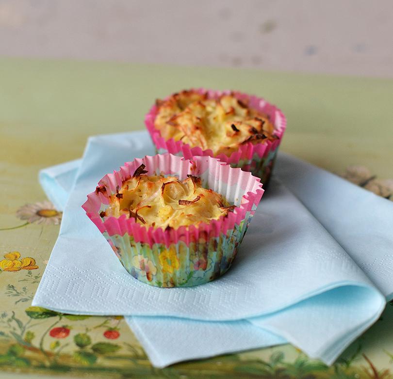 Muffins med esrom