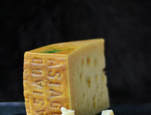 Asiago – og lidt om mælkesyrekultur i Italien