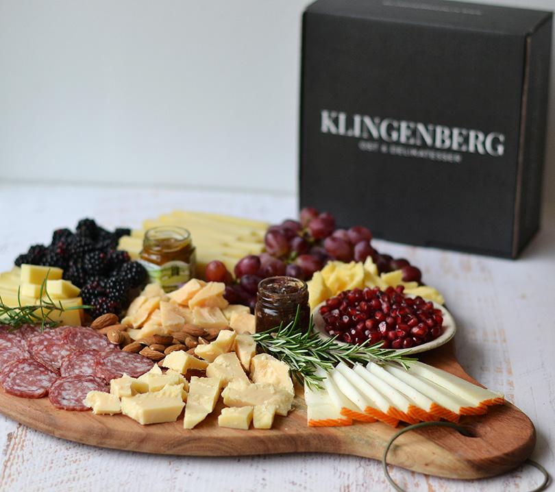 Ost fra Klingenberg