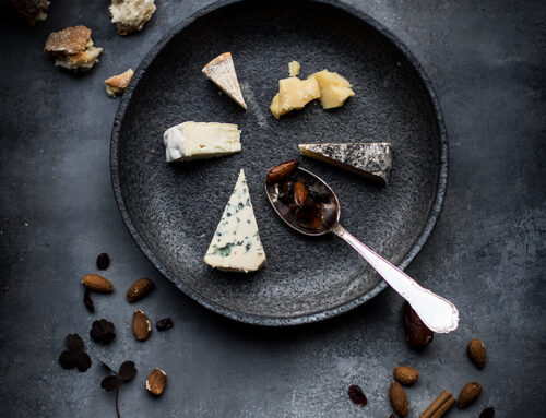 Giv dit ostebord smag af jul