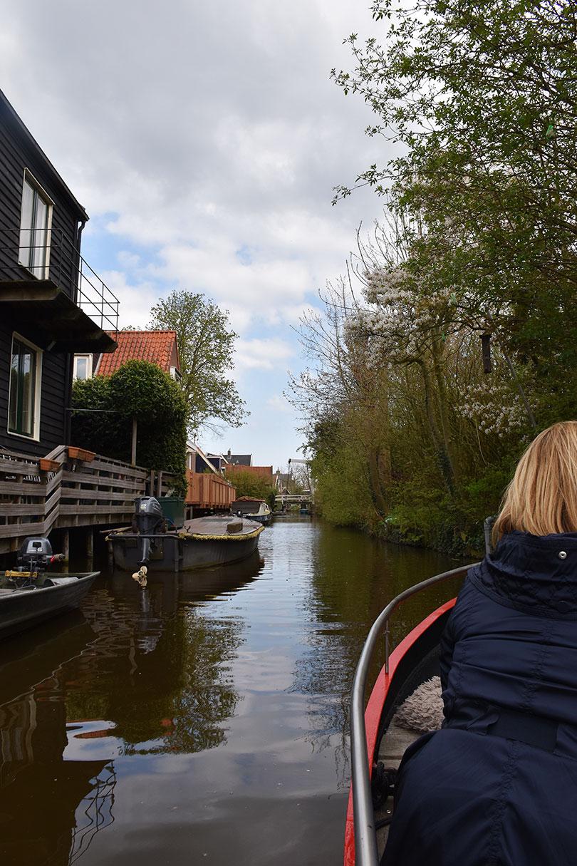 Kanal i Holland