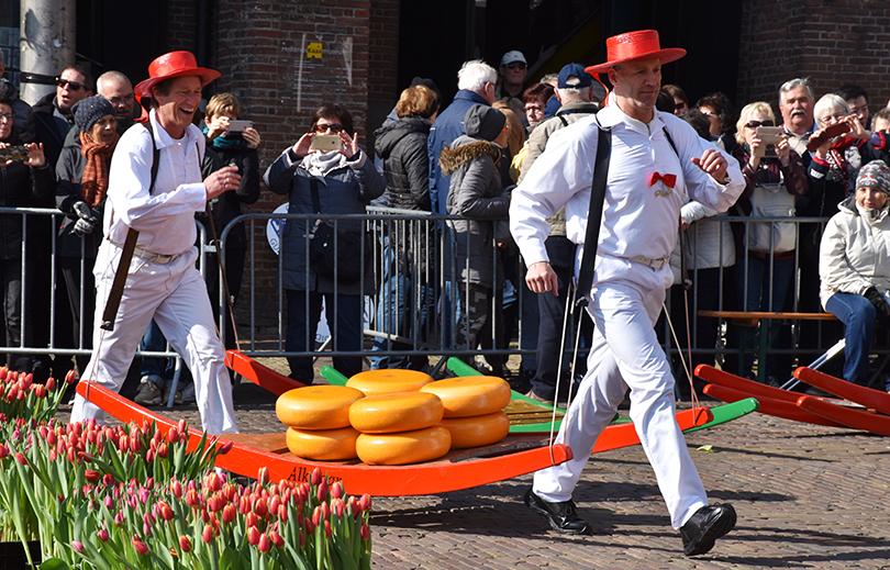 Alkmaar markedet
