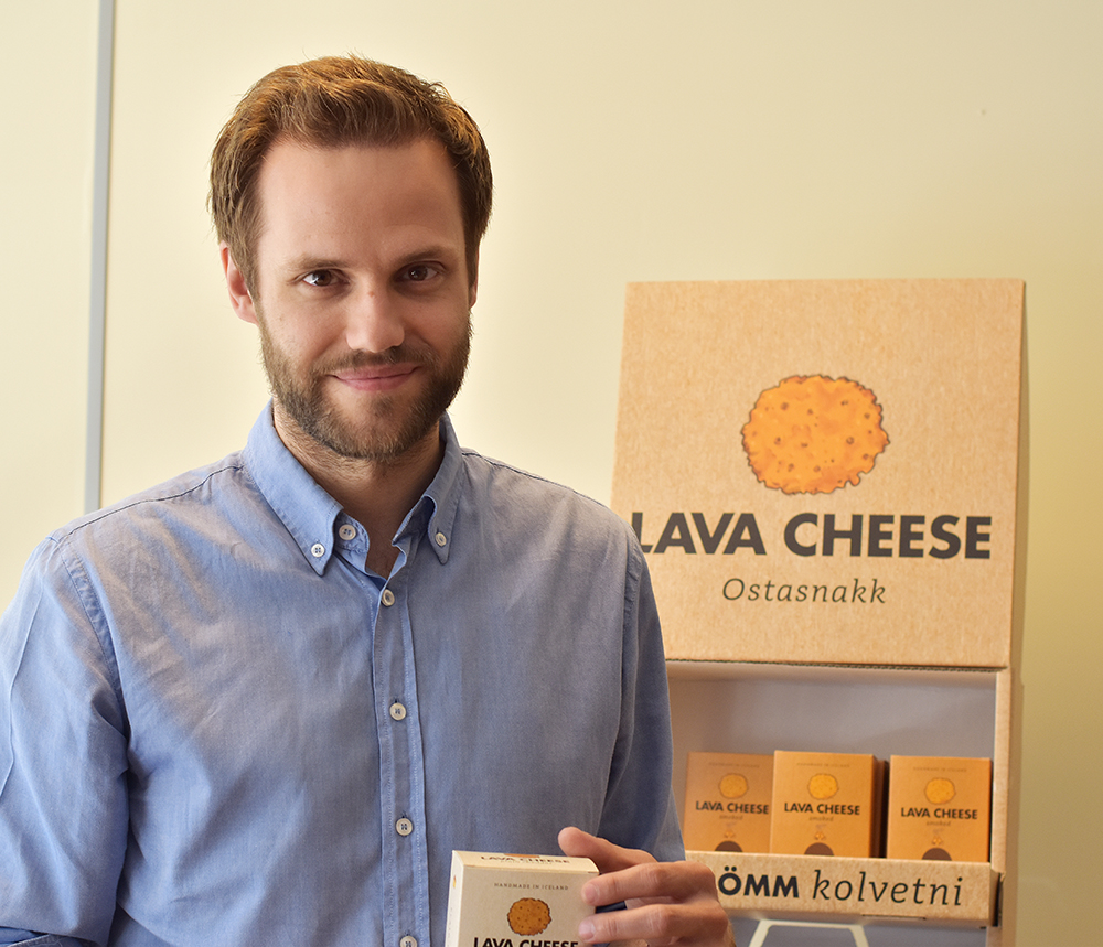 Johann fra Lava Cheese