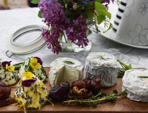 Invitation til virtuel ostesmagning