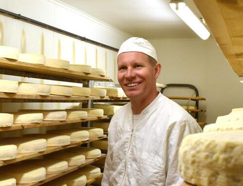 På Enghavegård laver de kun oste, de selv gider spise